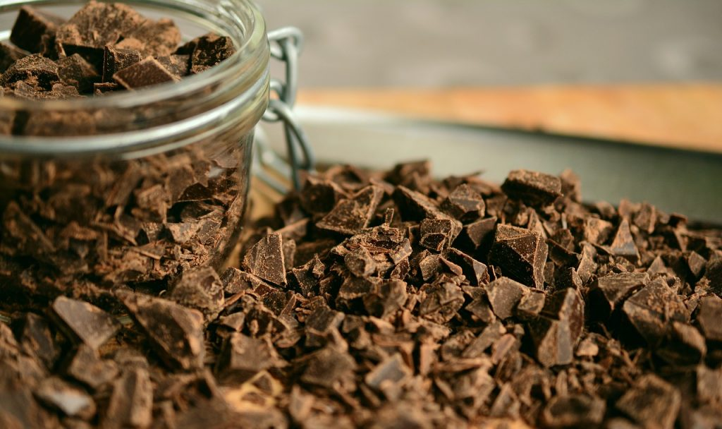 ¿Chocolate? si por favor…