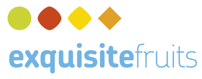 Exquisite Fruits Logo